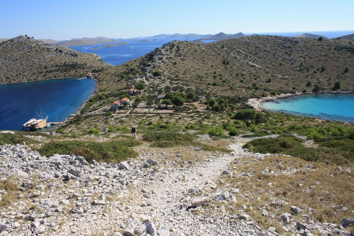 L'isola di Mana Kornati