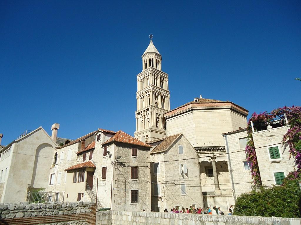Il palazzo di Diocleziano