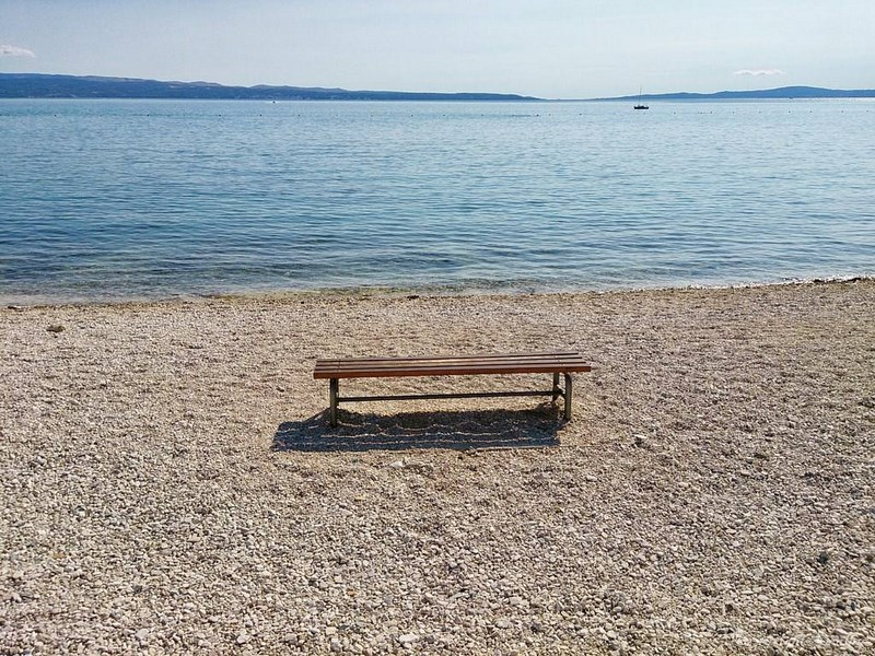 spiaggia znjan