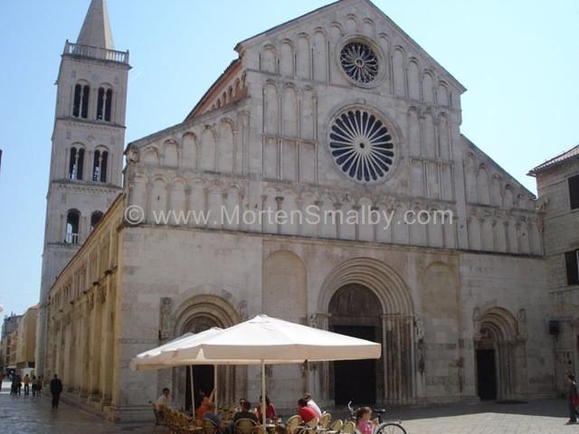Zara, cattedrale di sant'anastasia