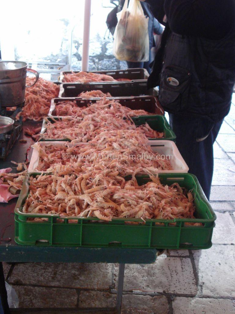 Marsala sicilia il mercato del pesce for Disegni di casa a buon mercato