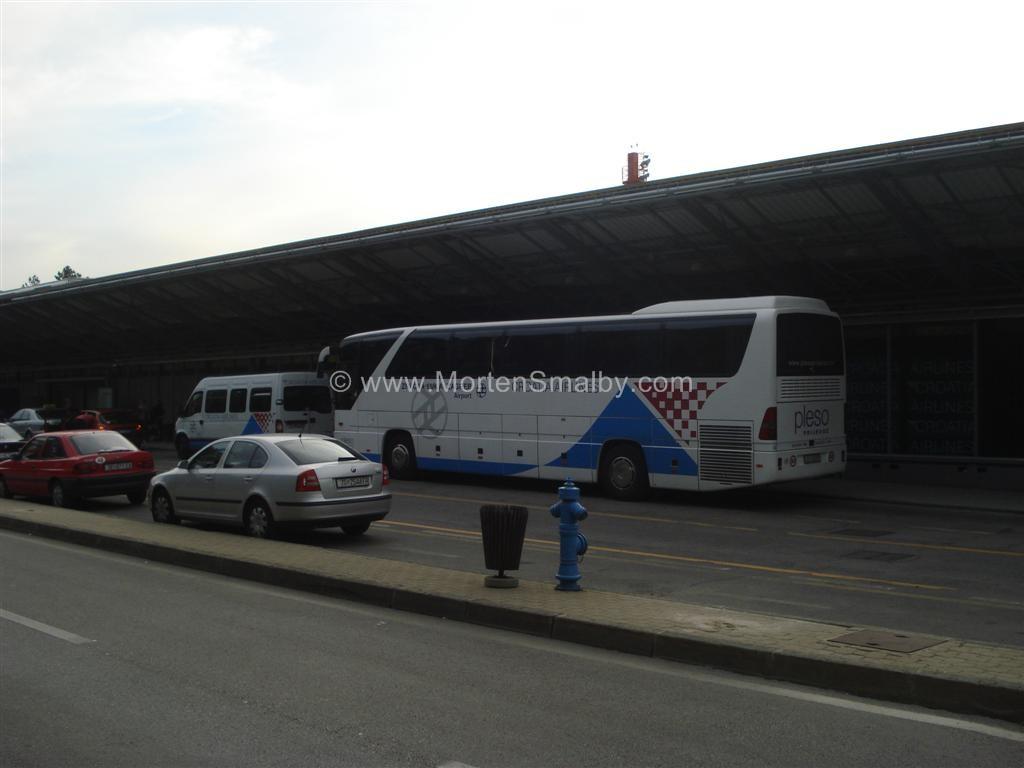 Zagabria aeroporto-autobus