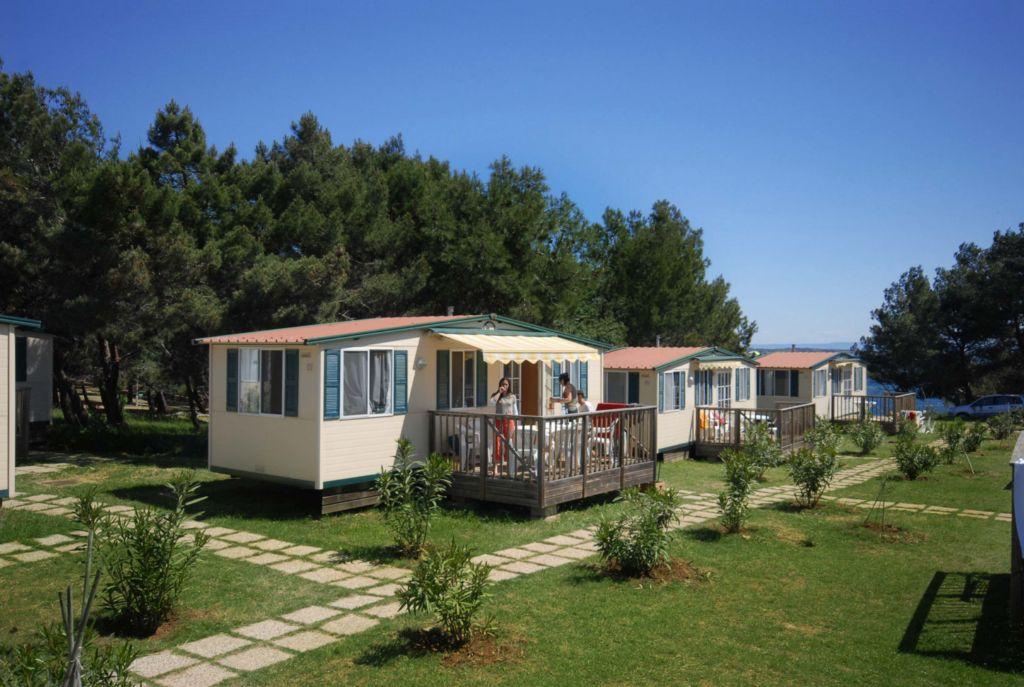 Campeggio Stupice,casa mobile