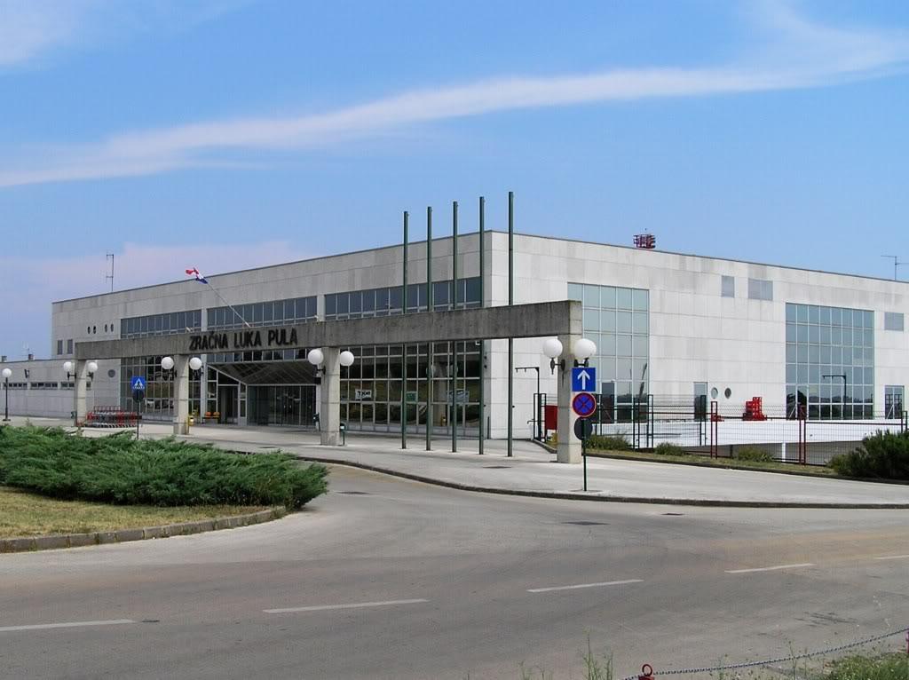 aeroporto pola