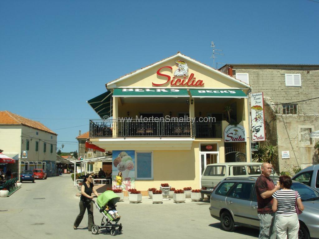 Ristorante Sicilia Pakostane