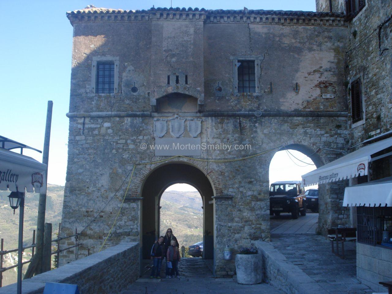 porta della citta vecchia