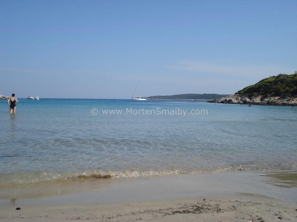 Spiaggia Milna Vis