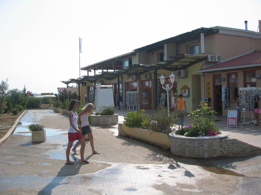 Camping-Bivillage-Entrance