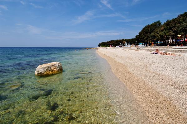 Spiagge di Rovigno
