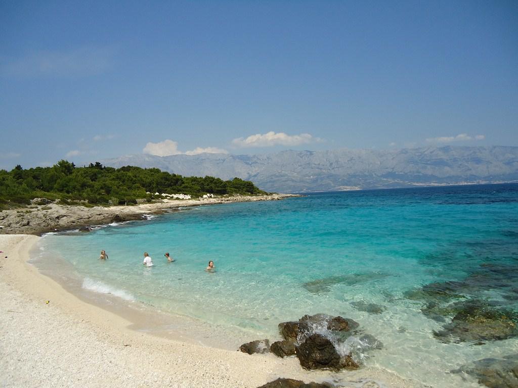 Spiaggia Brac