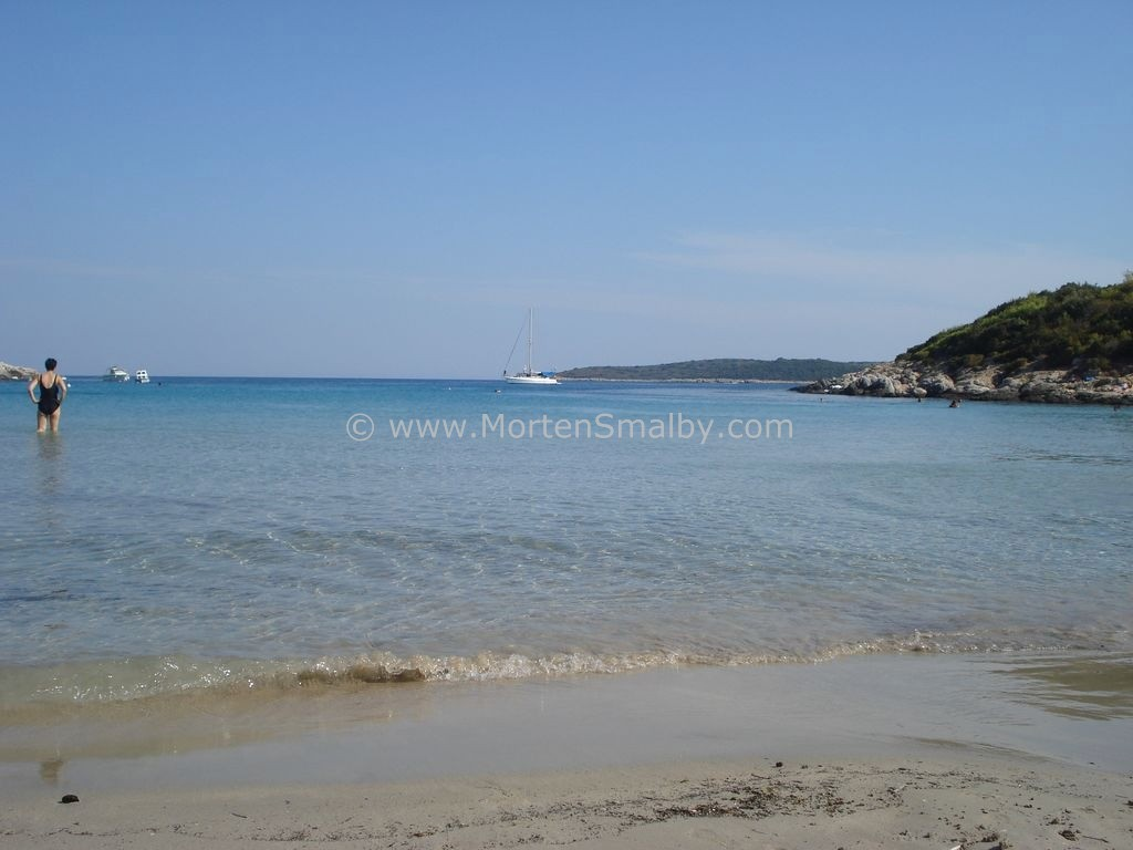 Spiaggia Milna