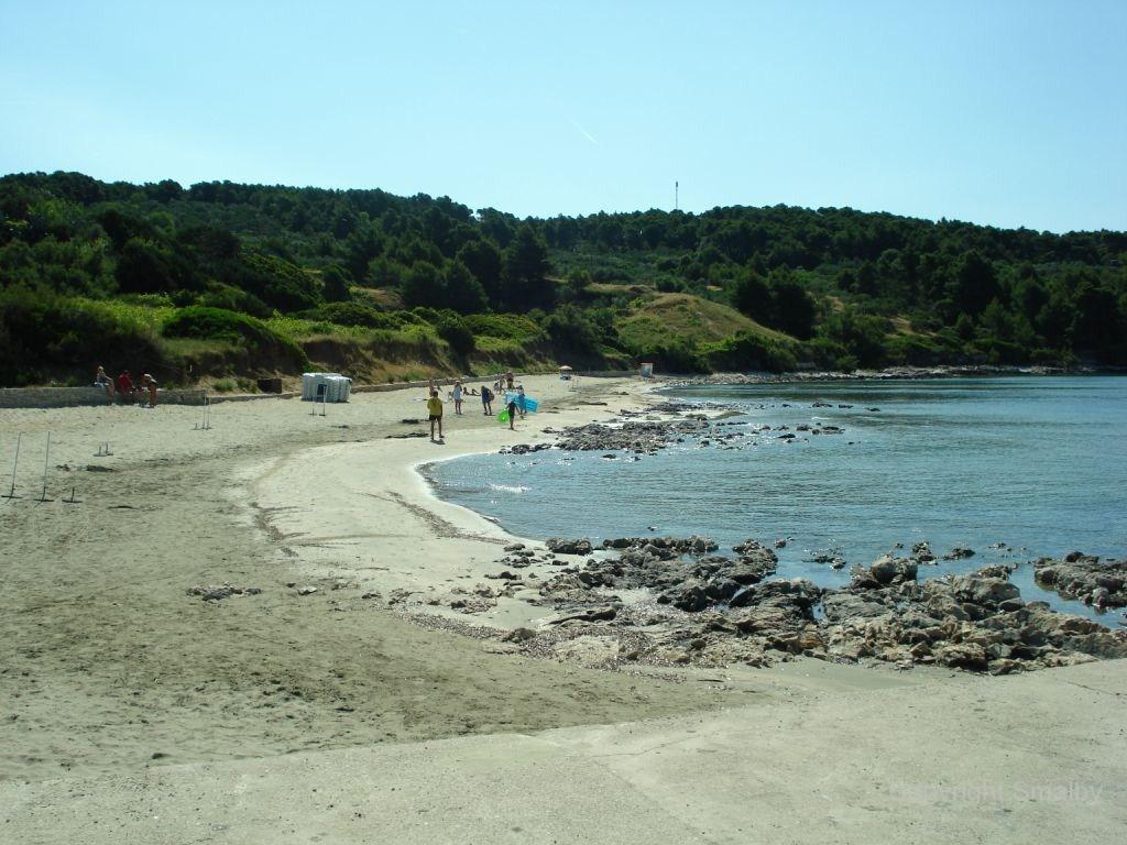 Lumbarda spiaggia