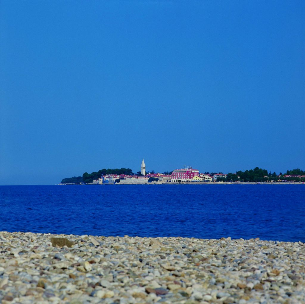 Spiaggia Lanterna Parenzo