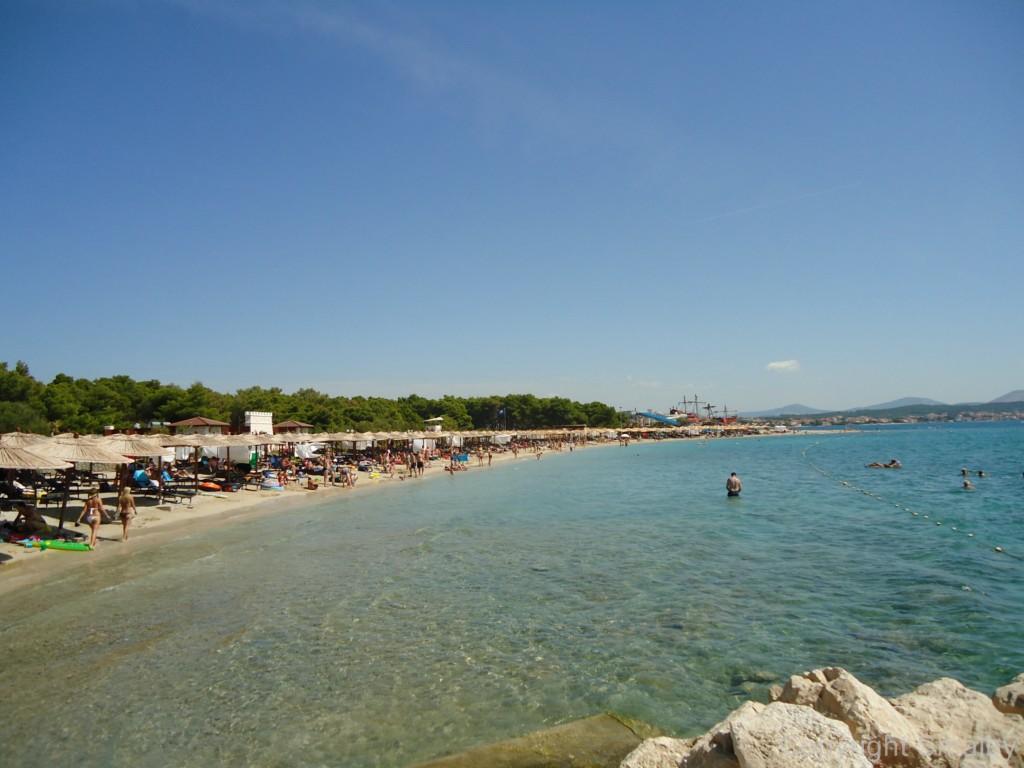 Spiaggia Sebenico