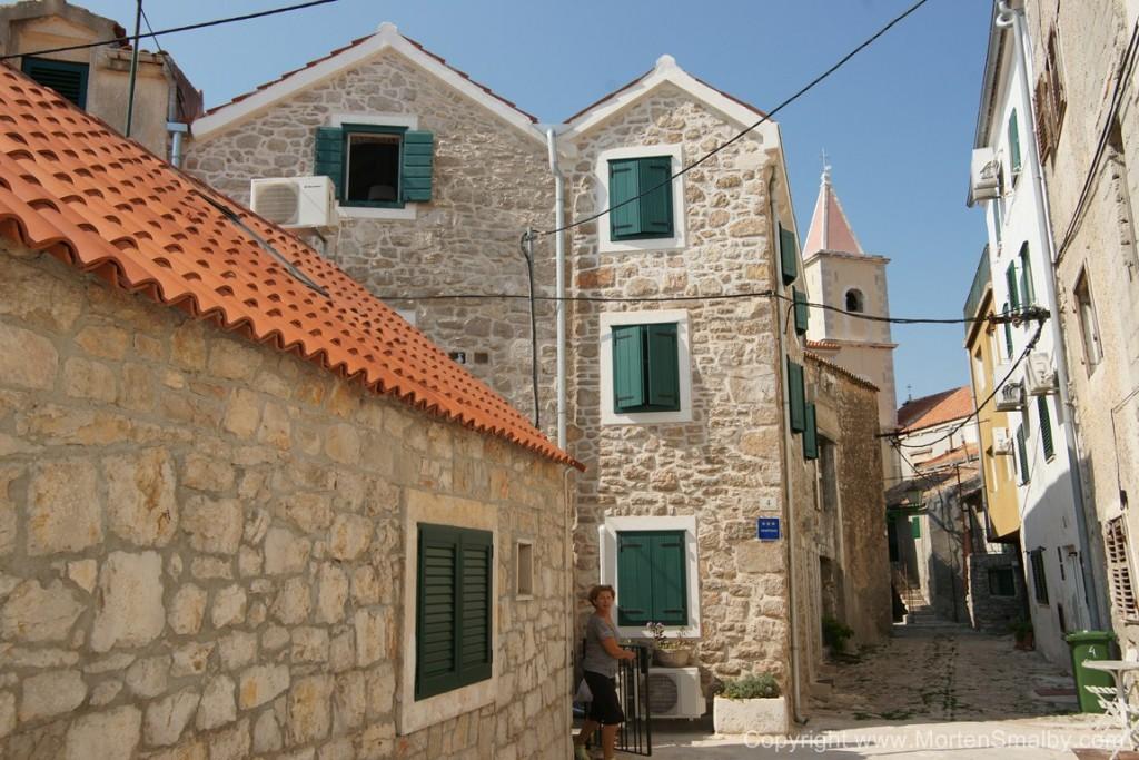 Centro storico Pirovac