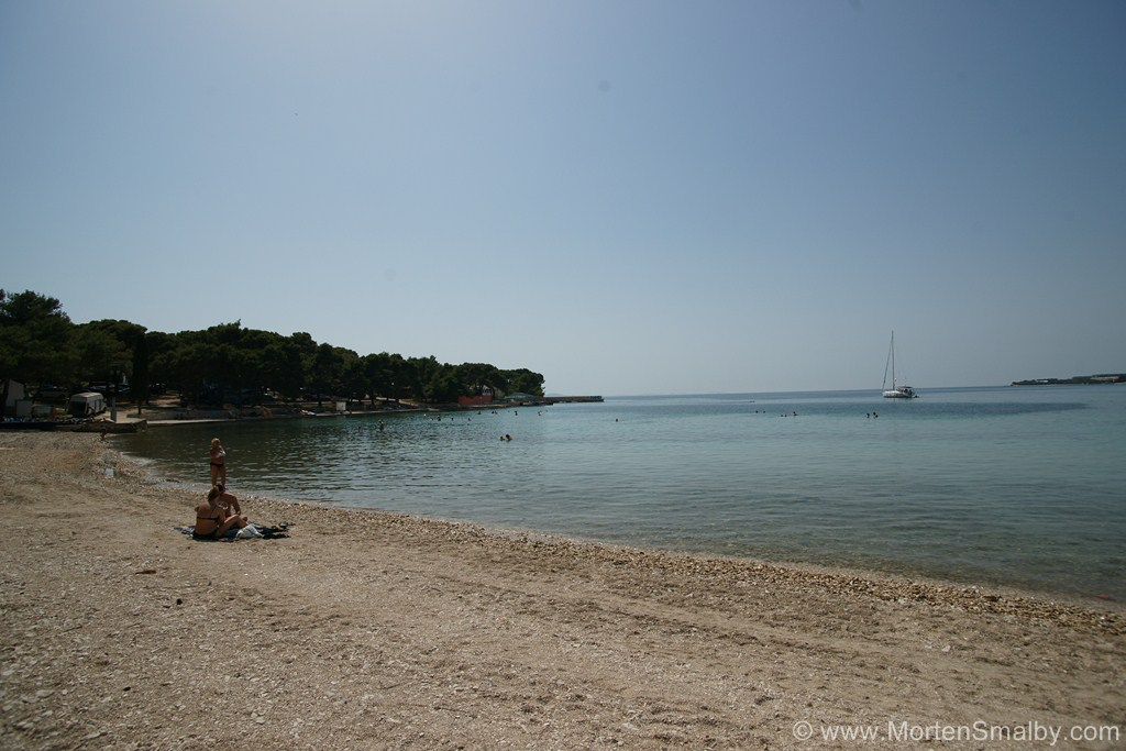 Spiaggia Petrcane
