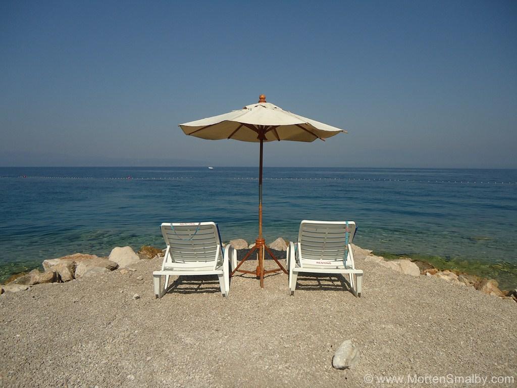 Njivice-spiaggia