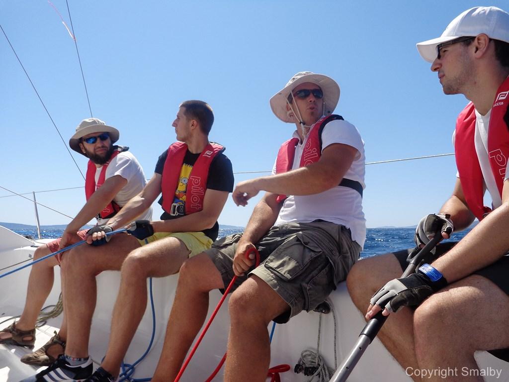 squadra scuola di vela
