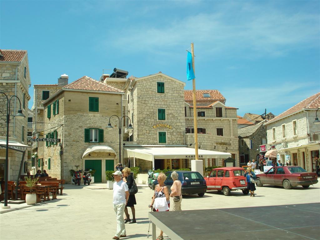 Centro storico di Primosten