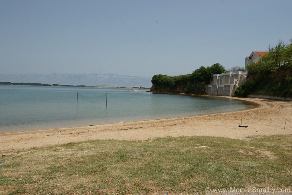 Spiaggia a Privlaka