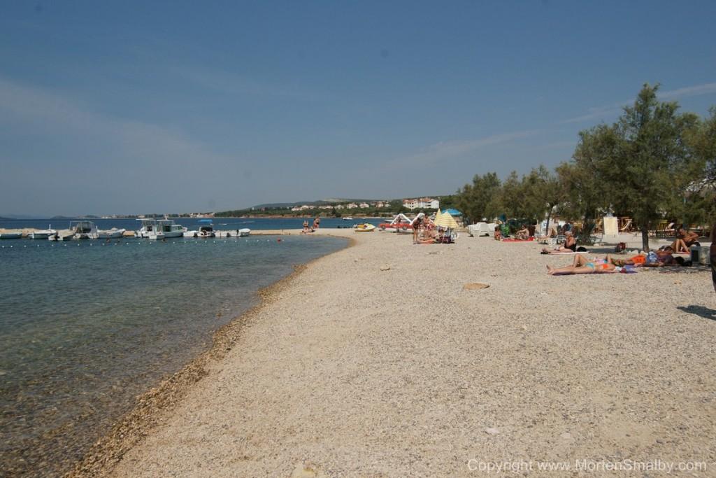 Biograd na moru-spiaggia