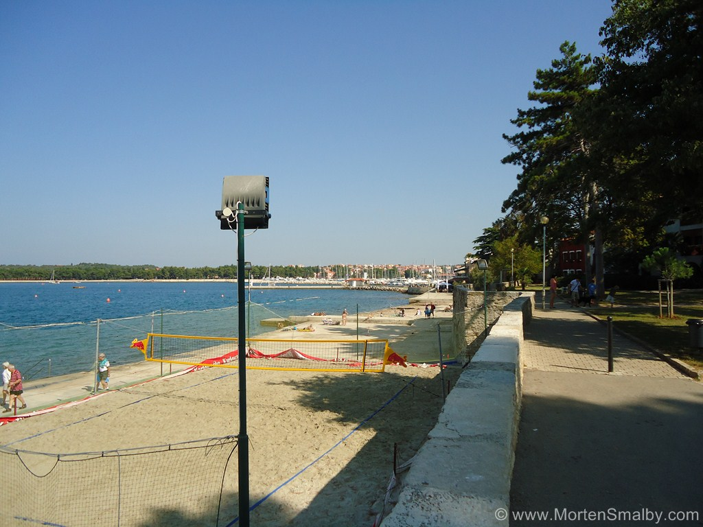 Novigrad cittanova for Piccoli piani di costruzione dell hotel