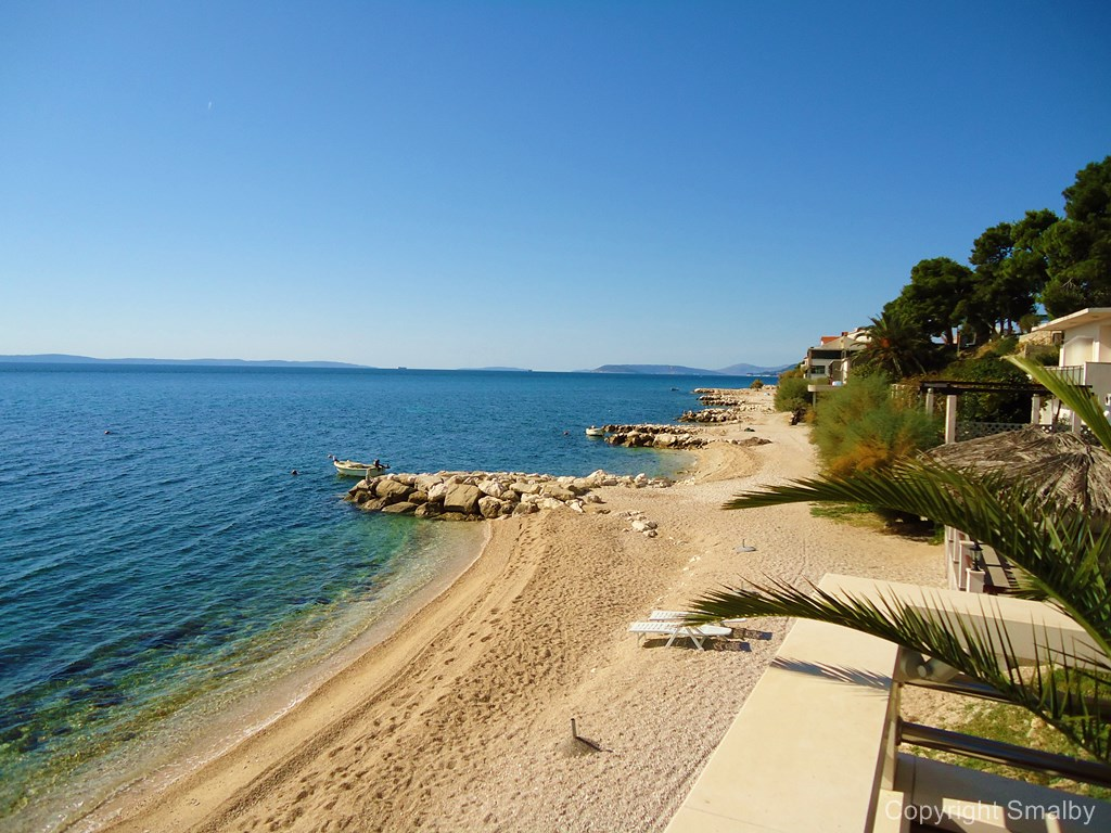 Spiaggia Podstrana