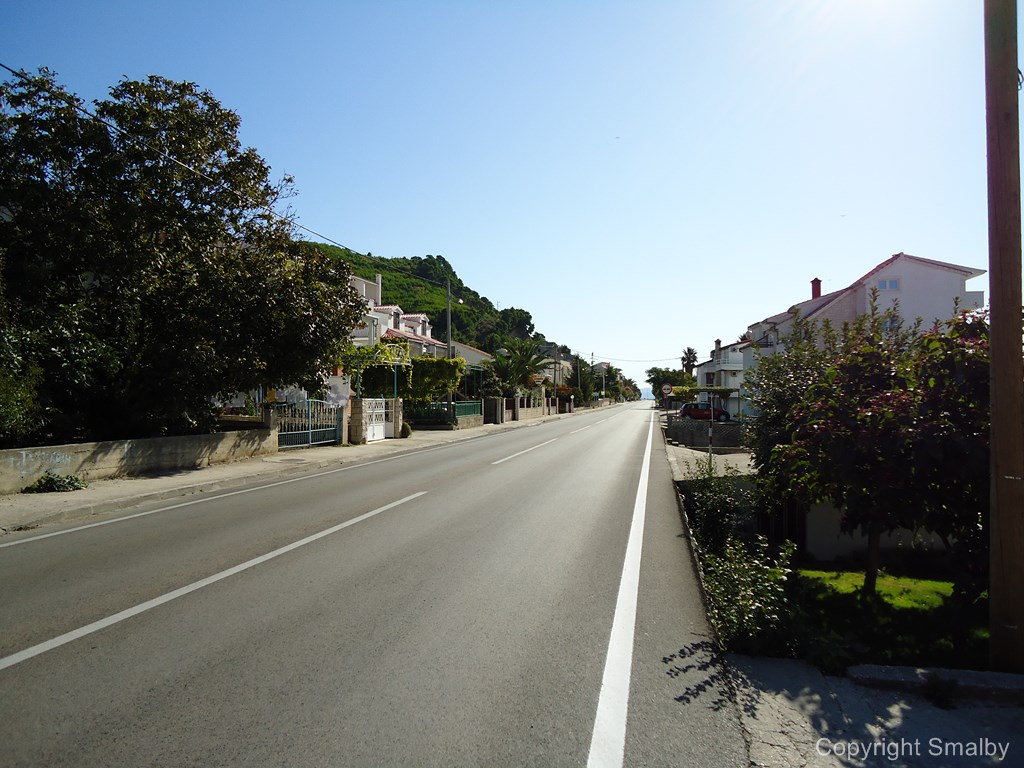 Strada costiera-Podstrana