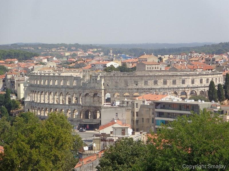 Anfiteatro Pola