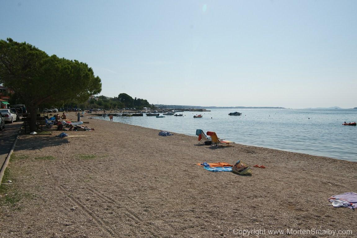 Spiaggia a Turanj