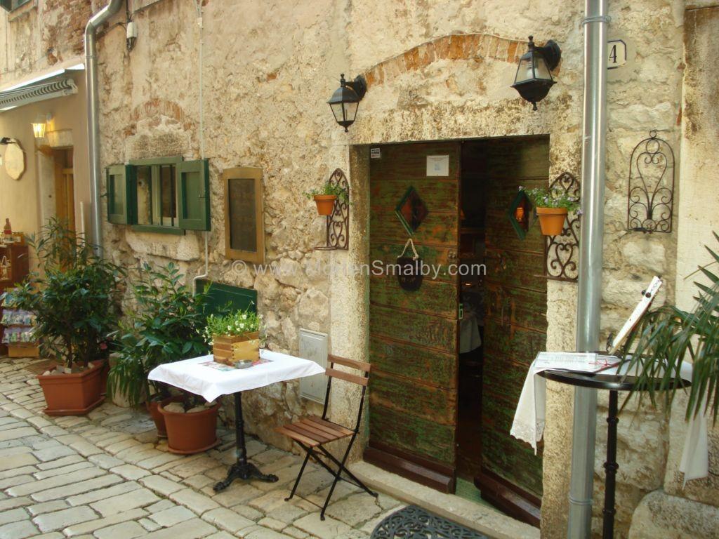Città vecchia di Rovigno