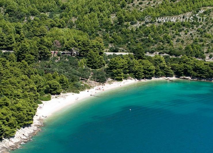 Spiaggia-Drvenik