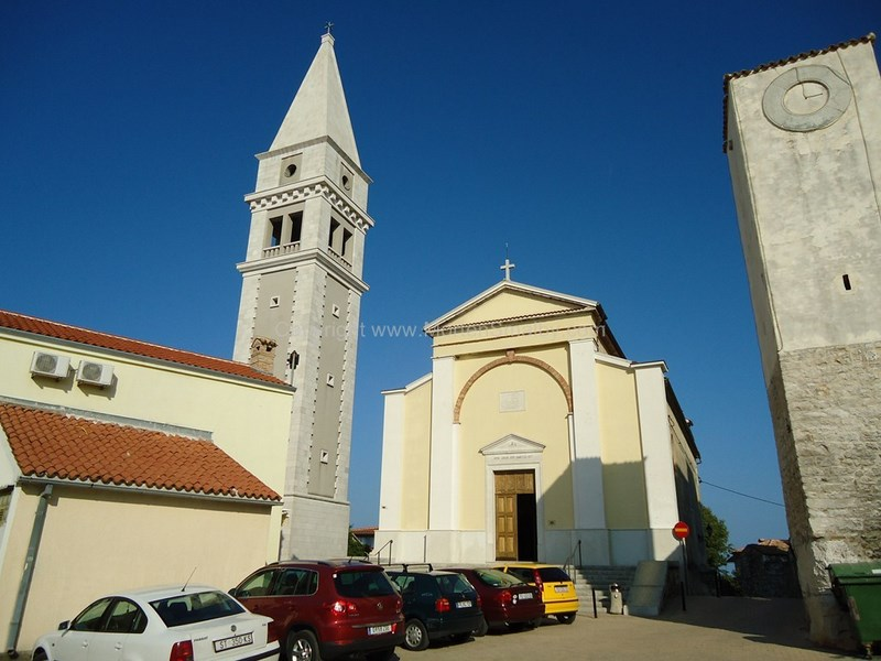 Chiesa di San Martino-Vrsar
