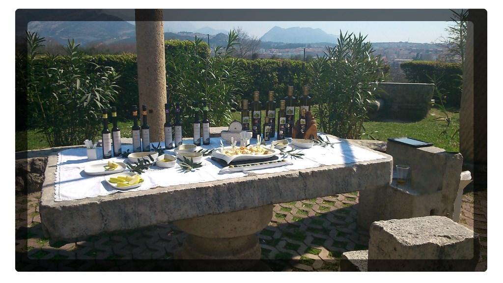 prodotti di olive