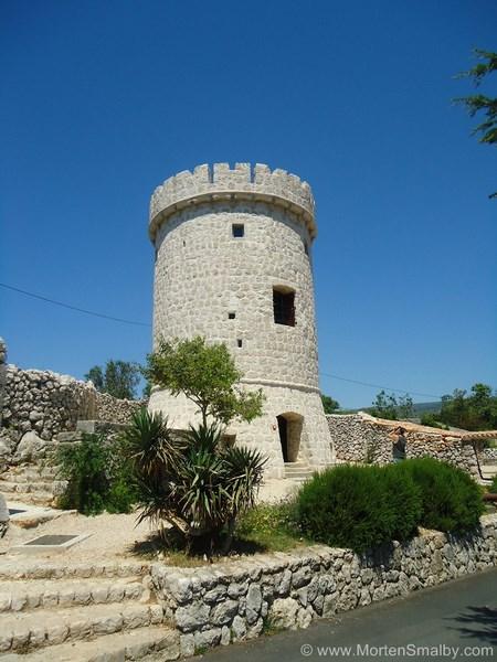 Torre rotonda-Cres