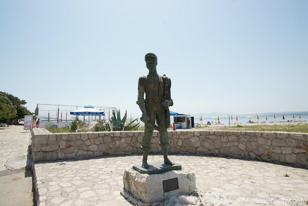 Monumento del pescatore