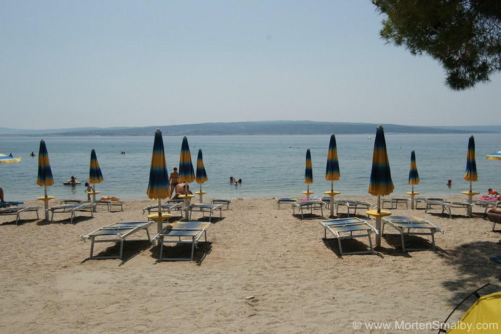 spiaggia Crikvenica